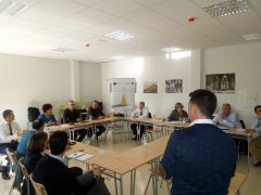 Reunión Escuelas de Hostelería (2)